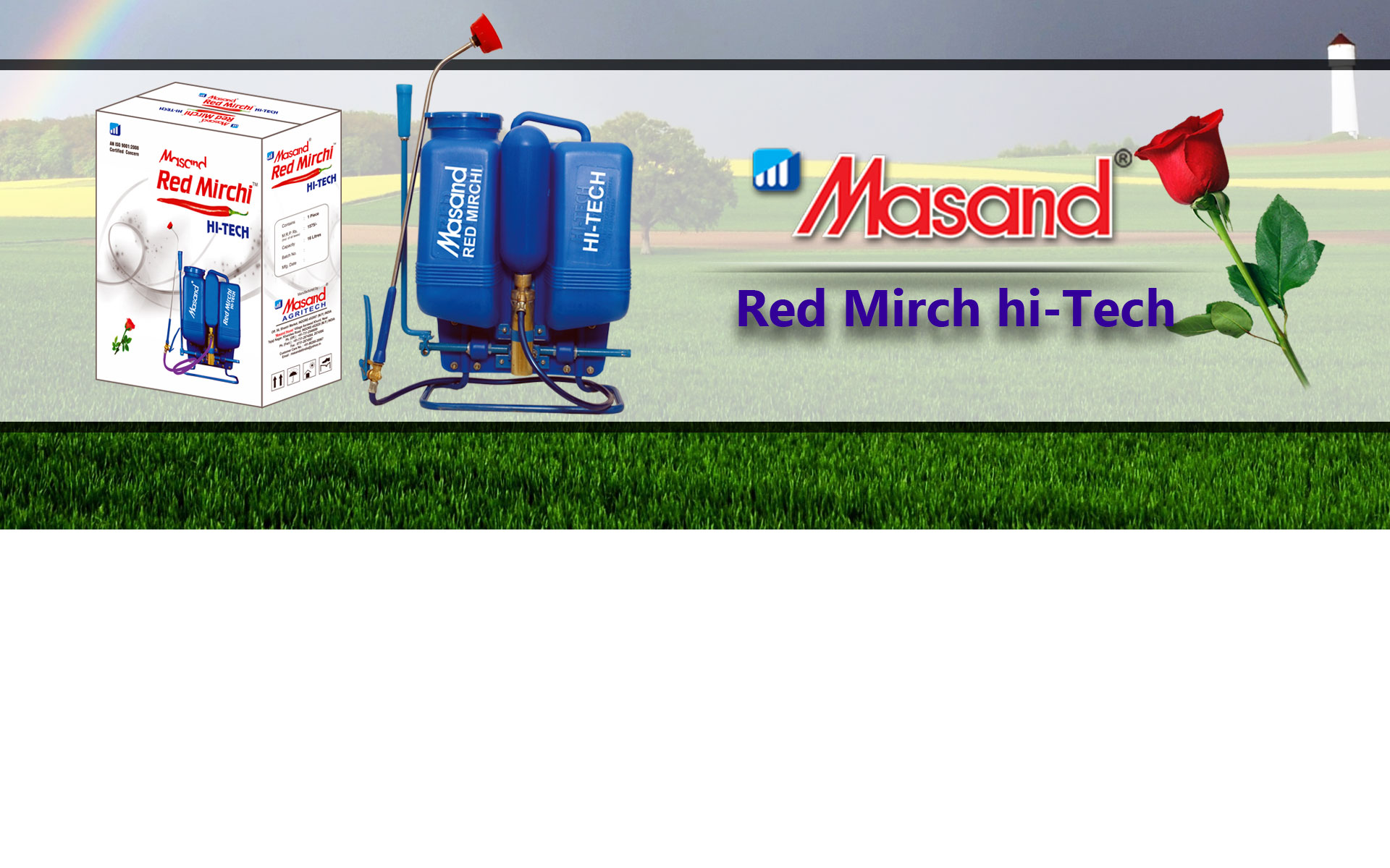 Knapsack Sprayer Suppliers in India